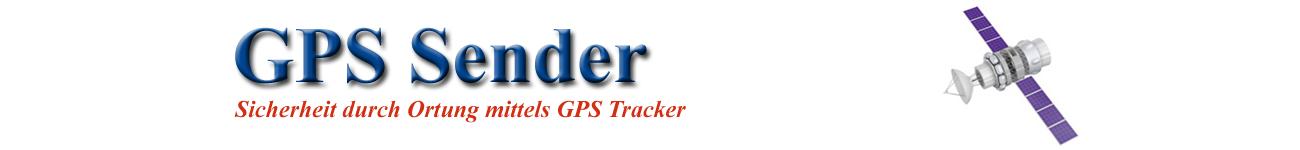GPS Sender